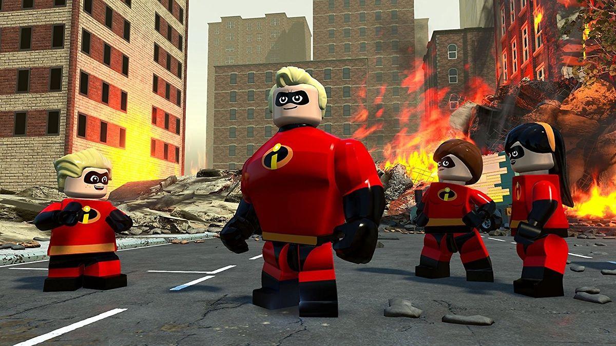 Superhelden nach dem Baukastenprinzip.