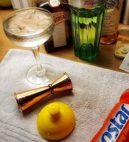 Use an egg cup or shot glass for a measure Photo: Octans