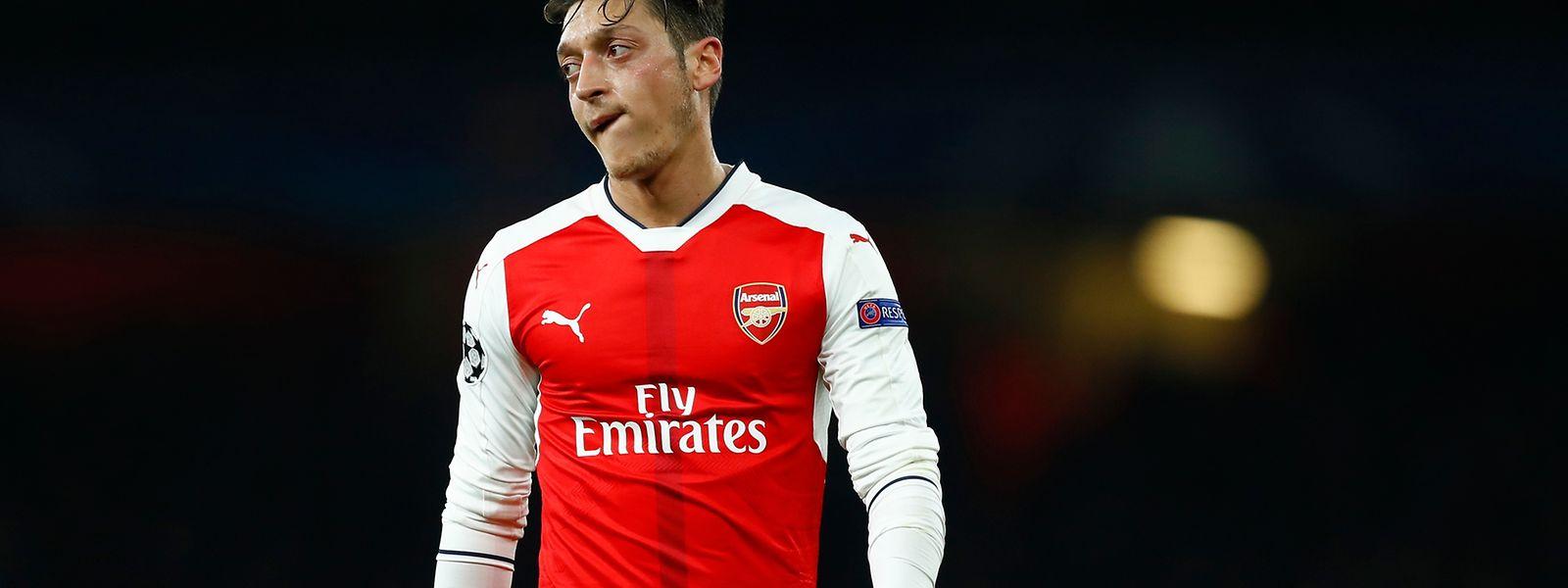 Mesut Özil musste zwei Millionen Euro Steuern nachzahlen.