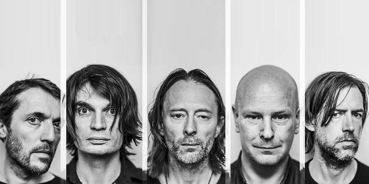 Seit den 1990er-Jahren die erfolgreichsten Antihelden des Musikbusiness: Radiohead.