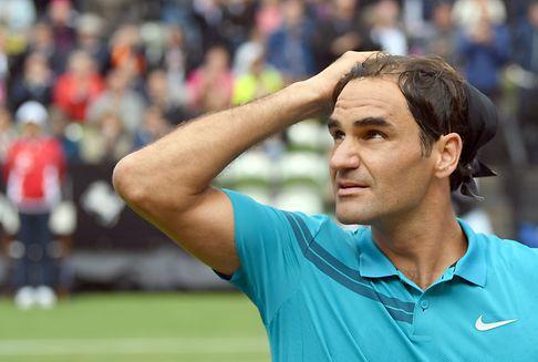 Roger Federer forfait jusqu\'à Roland-Garros