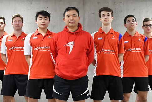 Badminton: Mit Anlauf ins kalte Wasser