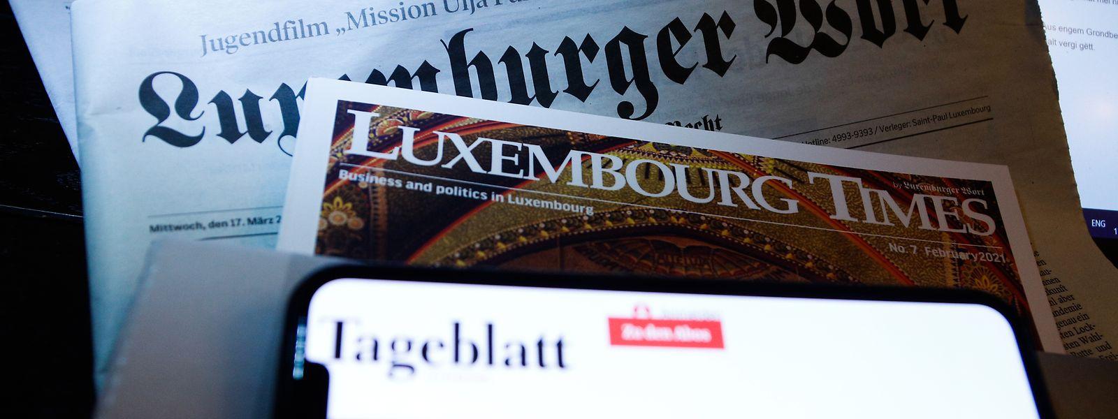 Ziel ist es, die Medienvielfalt zu erhalten. Die Gleichstellung der Online- mit den Druckerzeugnissen, die hohe Kosten verursachen, könnte aber ein Zeitungssterben bewirken.