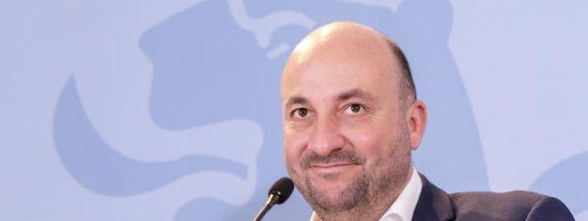 2013 hatte Etienne Schneider auf den Posten des Regierungschefs zugunsten von Xavier Bettel verzichtet.