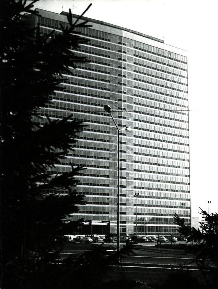 Foto geschossen im Juli 1971.
