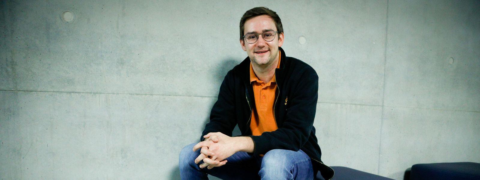 Sven Bettendorf wird in den kommenden Monaten die Geschicke der ACEL leiten.
