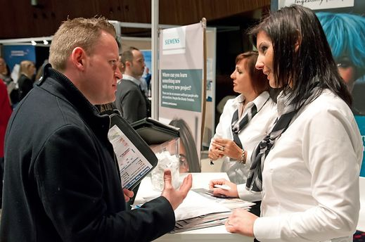 The Moovijob fair was the place to be for anyone considering a career change or the chance to hear more from Luxembourg's employers.