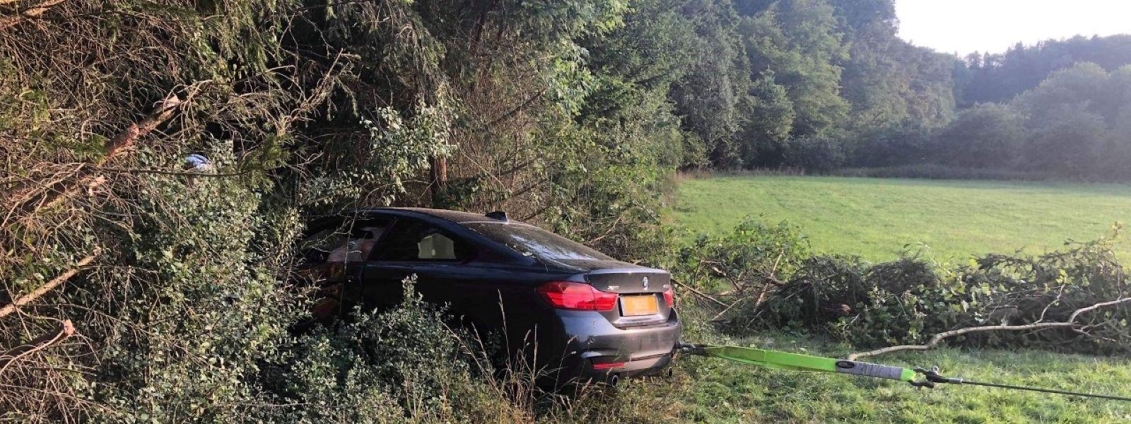 Le conducteur de 58 ans est décédé mercredi soir, vers 19h, alors qu'il circulait entre Grevenmacher et Oberdonwen