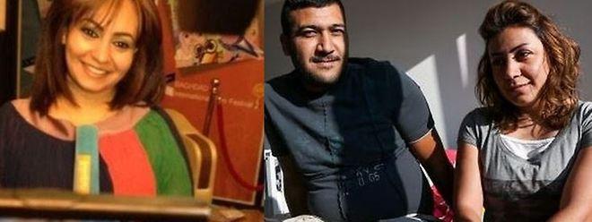 Les journalistes irakiens Hind al-Harby, Ennas al Sharifi et Ali Sahib ont commencé leur contribution pour le site anglophone en octobre 2015.