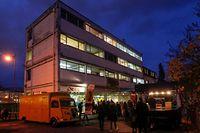 24.10. Bonnevoie/ Ouv Projet Hariko / Ateliers Artistes  / anc Sogel Foto: Guy Jallay