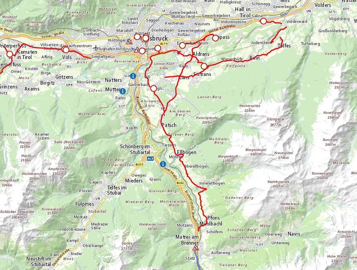 Scharfe Auseinandersetzung: Streit um Fahrverbote in Tirol: Ein Unding