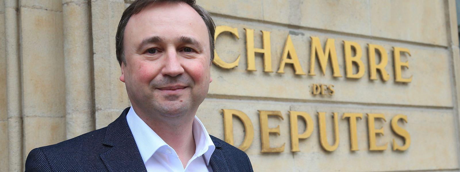 André Bauler von der DP wird in diesem Jahr Budget-Rapporteur.