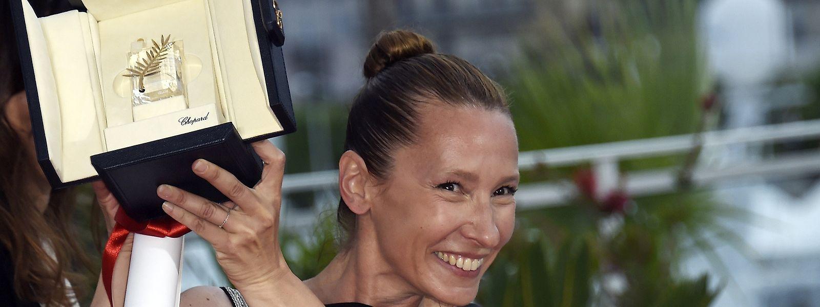 Die französische Schauspielerin Emmanuelle Bercot erhielt die Auszeichnung als beste Darstellerin.