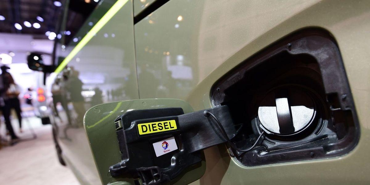 Aufgrund der Dieselkrise bröckelt der Marktanteil von Dieselfahrzeugen derzeit in Europa.