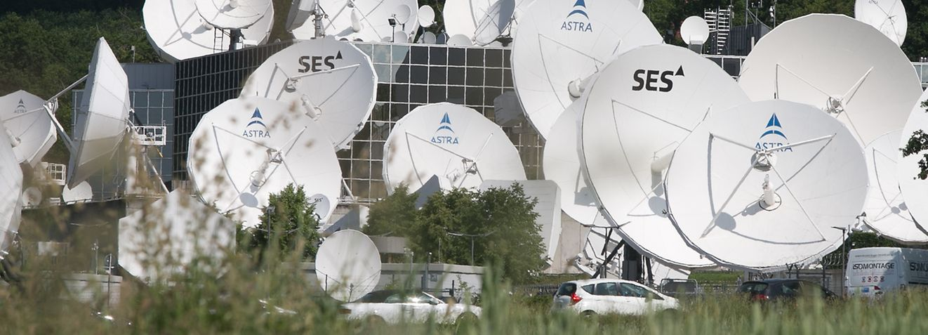 Für die SES Betzdorf gibt es Grund zum Optimismus: Neue Satelliten werden in den kommenden Jahren Profite generieren.