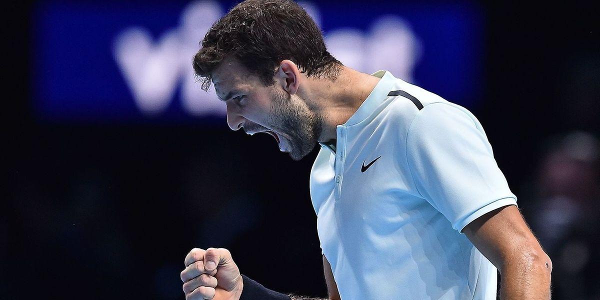 Grigor Dimitrov a remporté pour la première fois de sa carrière le Masters.