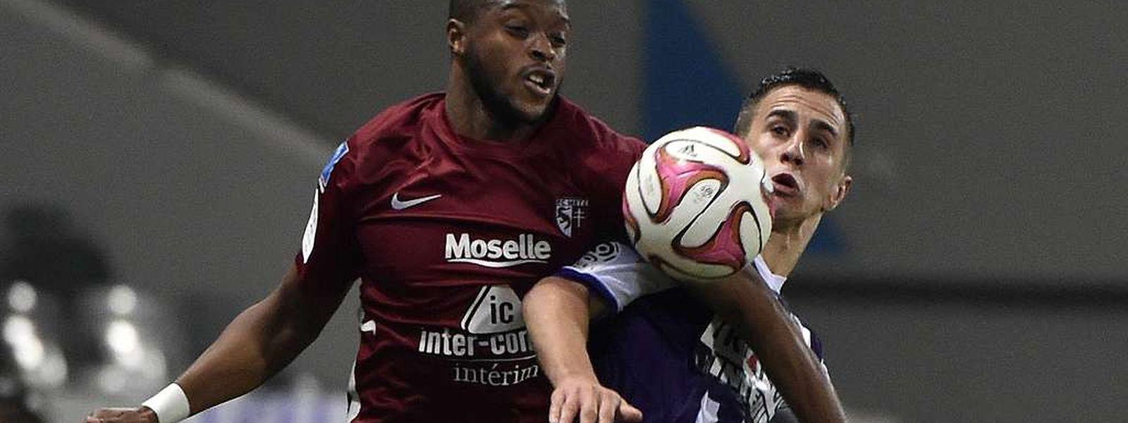 C'est avec le statut de champion dÂfrique que Cheick Doukouré retrouve le FC Metz. «Je vais essayer de transmettre ma confiance au groupe en sachant que je ne pourrai rien changer tout seul», dit-il.