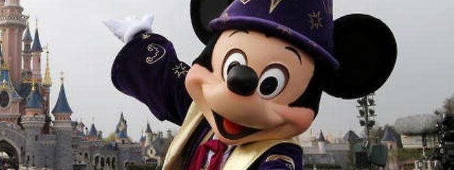 Mickey Mouse darf sich freuen. Es handelt sich um den größten Zukauf der Disney-Geschichte.