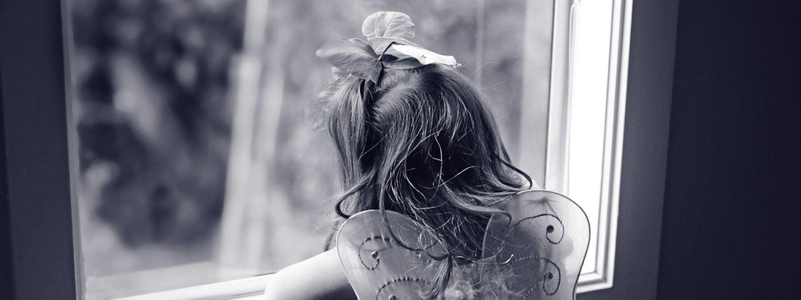 Kinder trauern anders als Erwachsene.