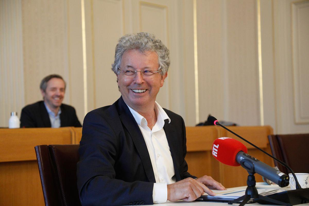 Syvicol Präsident und Bürgermeister von Clerf betont, dass mehrere Gemeinden in finanziellen Schwierigkeiten sind.
