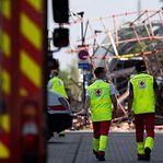 Autoridades belgas confirmam morte de dois portugueses no acidente de construção em Antuérpia