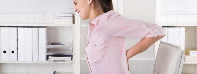 Zu den häufigsten chronischen Leiden gehören andauernde Rückenschmerzen, heftige Migränen sowie Schmerzen in Folge von Krebserkrankungen.