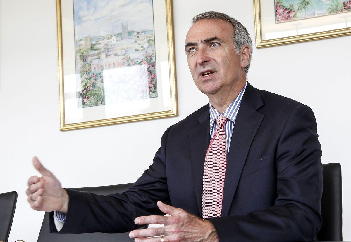 Stephen Spengler, à la baguette du développement de la 5G aux Etats-Unis, a vu la cote de sa société augmenter avec la perspective du dédommagement financier