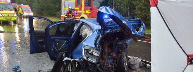 L'accident du 16 septembre avait causé la mort de trois personnes, deux étaient mortes sur place, la troisième est décédée quelques jours plus tard des suites de ses blessures