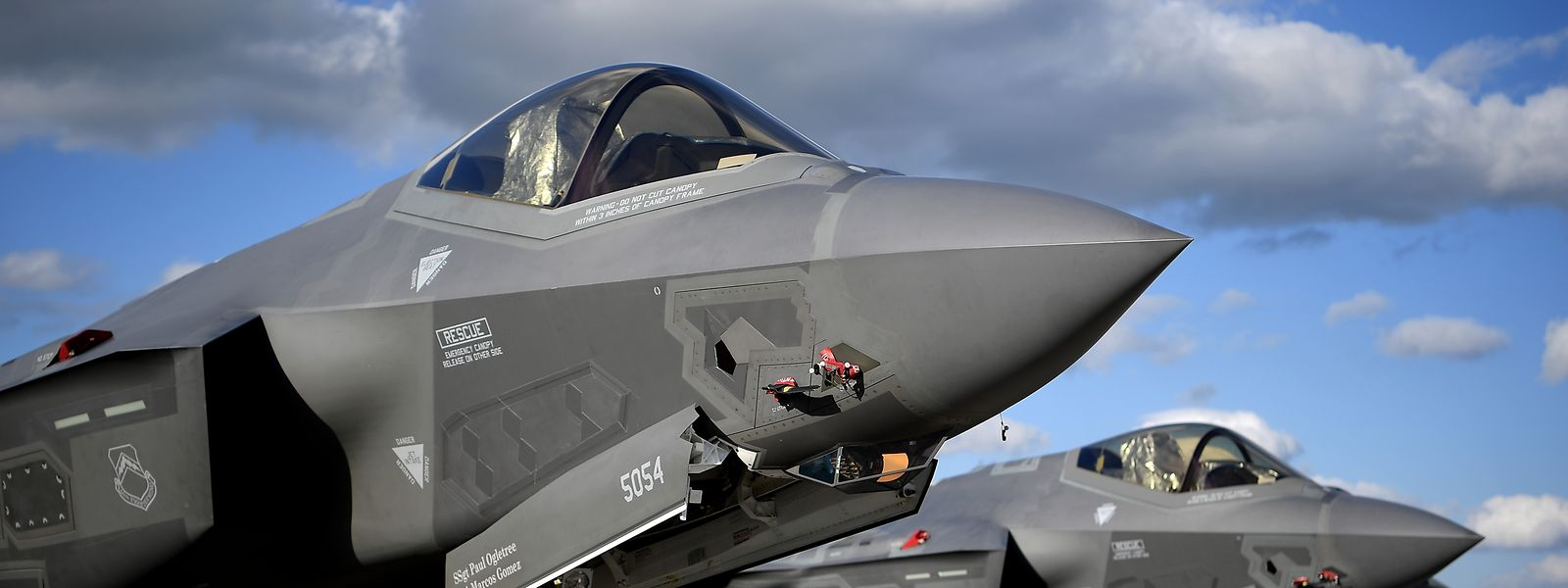 Die neuen  F-35 Kampfjets von Lockheed Martin kostet rund 90 Millionen US-Dollar pro Stück.