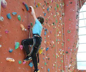 Kletterkurs für Kinder von 8 – 12 Jahren
