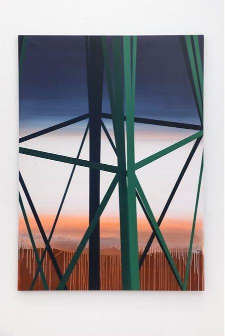 2019: Tina Gillen zeigt Arbeiten in der Galerie Nosbaum Reding.