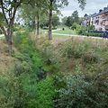 "Die ""Zéissenger Baach"" ist wieder zum grünen Naturbach geworden."