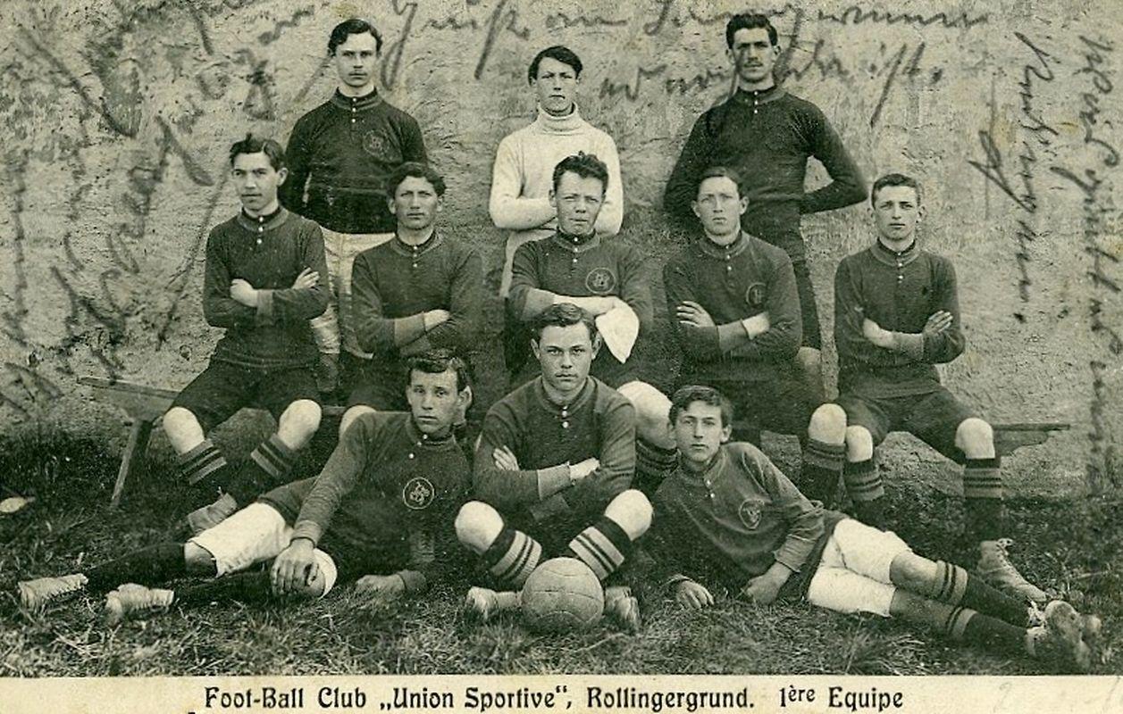 Der Verein US Rollingergrund wurde im Jahr 1909 gegründet und ein Jahr später wieder aufgelöst. (1914 versuchte man eine Neugründung als CS Rollingergrund, die bis 1923 überlebte.)