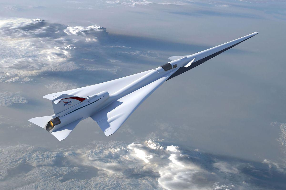 Das X-plane könnte 2022 erstmals fliegen.