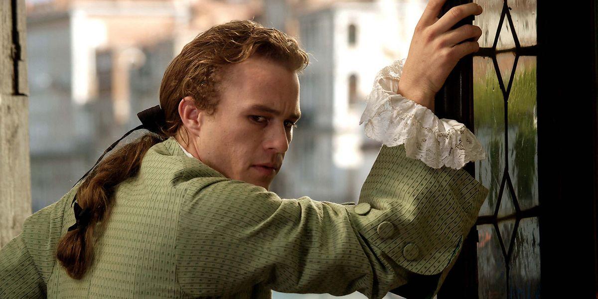 Auch auf der Leinwand wurde Casanova bereits mehrfach ein Denkmal gesetzt - etwa im gleichnamigen Film mit Hauptdarsteller Heath Ledger.