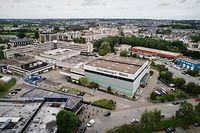 Saint-Paul vu du ciel - Luxemburger Wort - Photo : Pierre Matgé