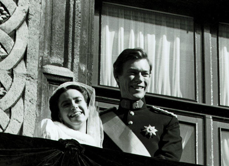 Am Valentinstag 1981 heiratete Maria Teresa Prinz Henri, den Erbgroßherzog von Luxemburg.