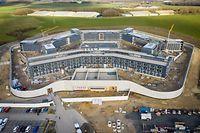 Le Centre pénitentiaire d'Uerschterhaff sera d'une capacité maximale de 400 détenus.