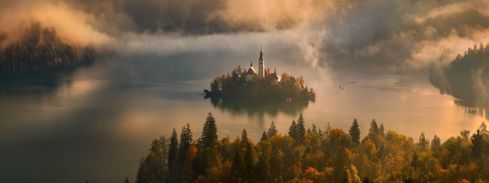 Licht und Schatten, Atmosphäre und Sehnsucht: So könnte der Titel zu diesem Foto lauten.