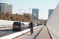15.10.2018 Luxembourg, ville, Verkehr, Mobilität, mobilité, vélo, Véloh, Fahrrad, Sicherheit, Gesundheit, Sport,   photo Anouk Antony