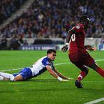 FC Porto volta a perder com Liverpool e está fora da Champions