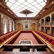 La Chambre des députés du Luxembourg.