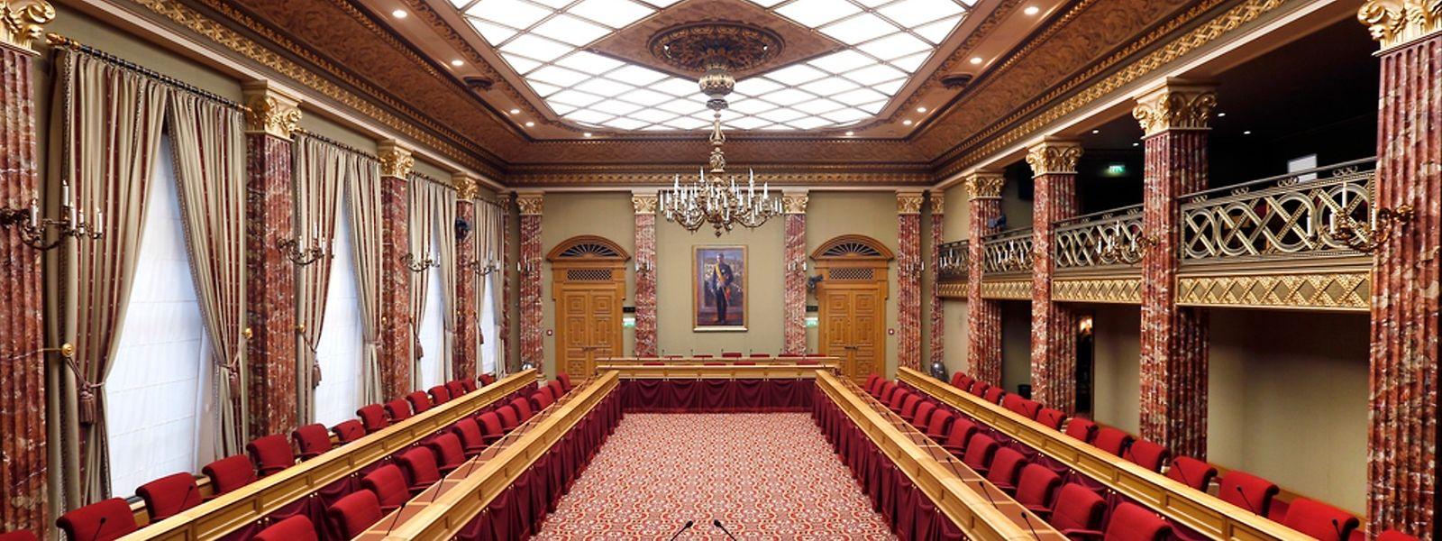 Le pétitionnaire ira présenter ses arguments à la Chambre des députés.