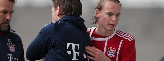Ryan Johansson kann sich vorstellen im November die U19-EM-Qualifikation mit Luxemburg zu bestreiten.
