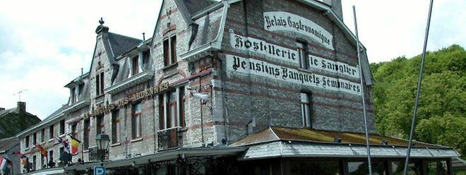 «Le Sanglier des Ardennes» est connu pour être la meilleure table de la région.