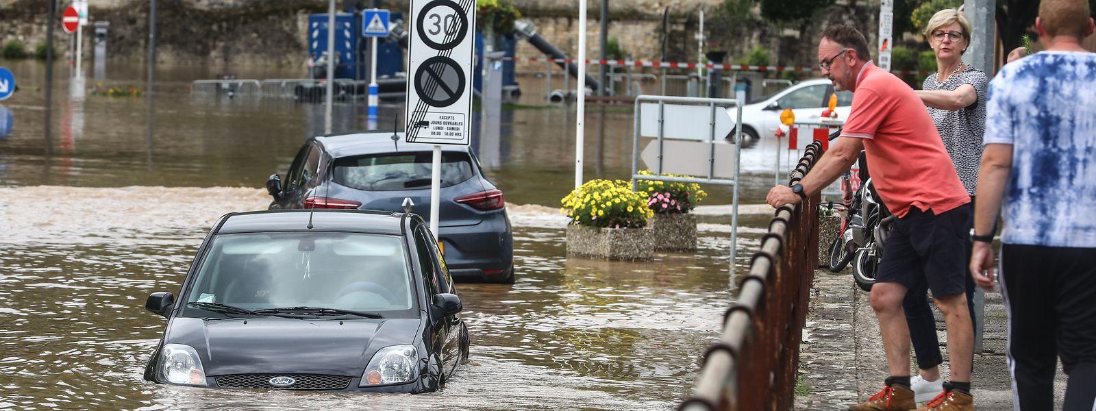 Das Klima-Bündnis warnt davor, dass Wetterextreme in ihrer Häufigkeit und in ihren Ausmaßen dramatisch zunehmen, wenn der Klimawandel nicht gezügelt wird.