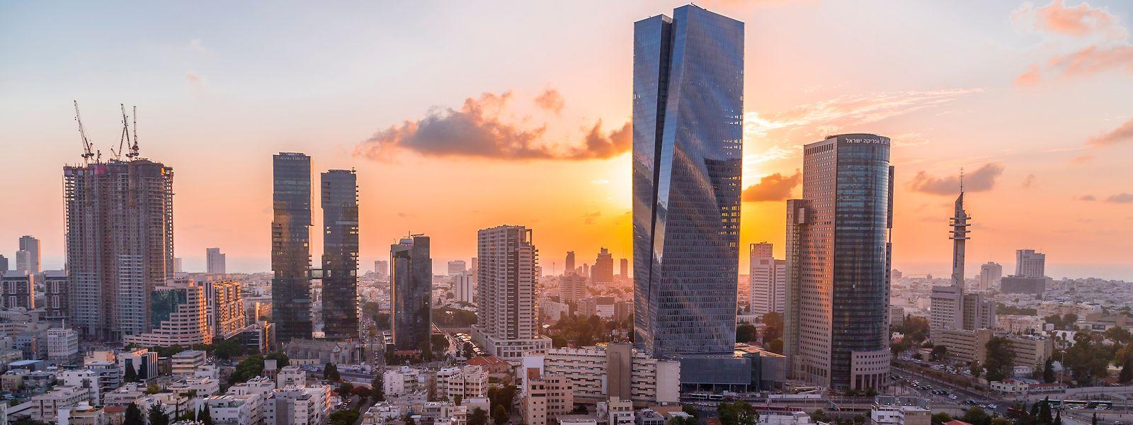 """In der letzten Januarwoche 2020 versammeln sich Cybersecurity-Experten auf der Konferenz """"Cybertechglobal"""" in Tel Aviv."""