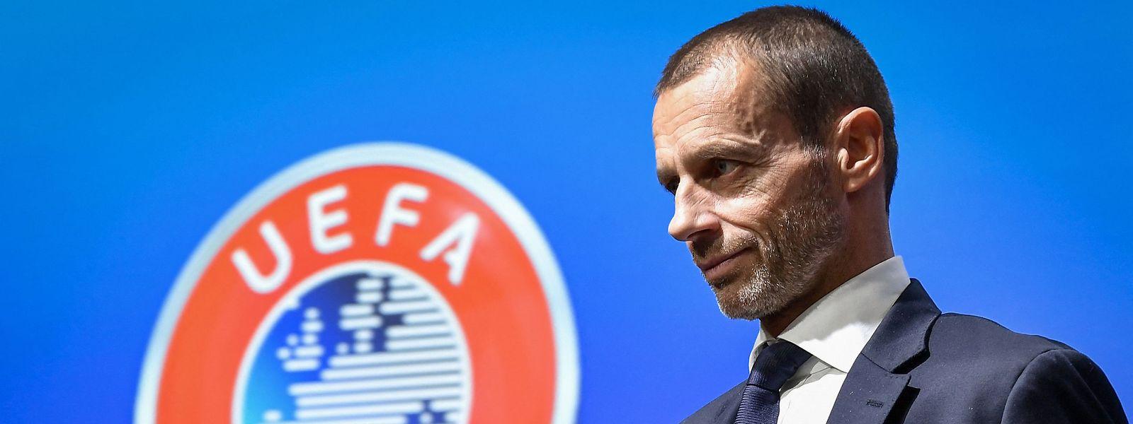 Laut UEFA-Präsident Aleksander Ceferin steht die Regeländerung schon lange im Raum.