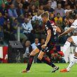 Gonzalo Higuain a inscrit son premier but en match officiel pour l'AC Milan ce dimanche à Cagliari.
