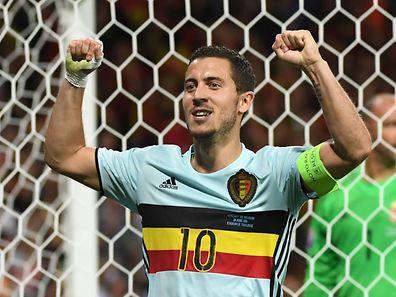 Eden Hazard a porté les Diables Rouges vers la victoire (4-0) face aux Magyars